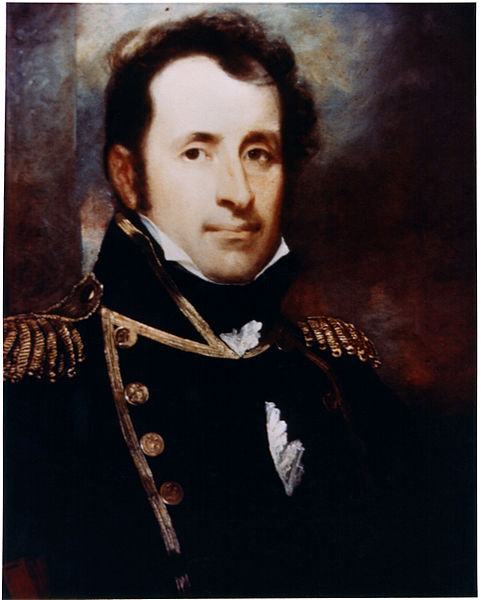 Captain Stephen Decatur, USN